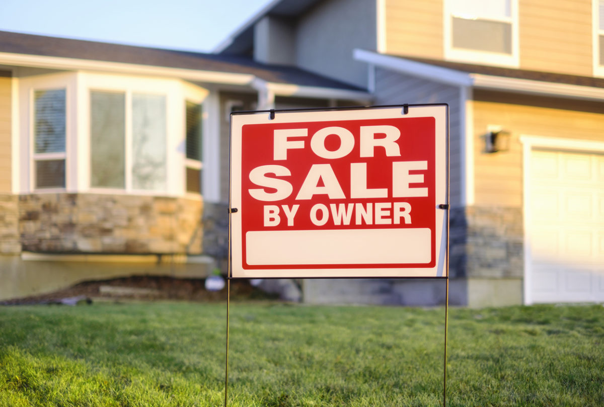 Selling without a realtor